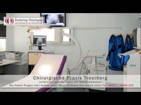 Osteochondrose und Tonsillitis