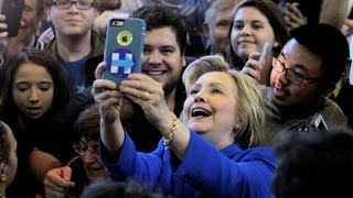 Robert McChesney: Mainstream Corporate Media Covering 2016 Election Through Eyes of Clinton Campaign