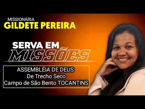 Missionária - Gildete Pereira