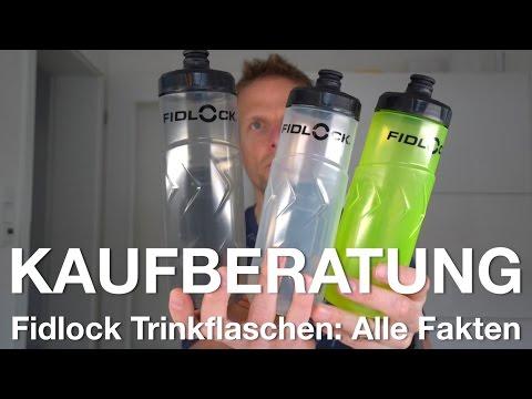 Fidlock Bottle Twist Trinkflaschen: Kaufberatung - Pro & Contra - Alle Fakten