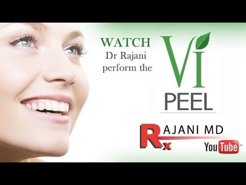 Vi Peel-Watch it Applied Explained- Dr Rajani