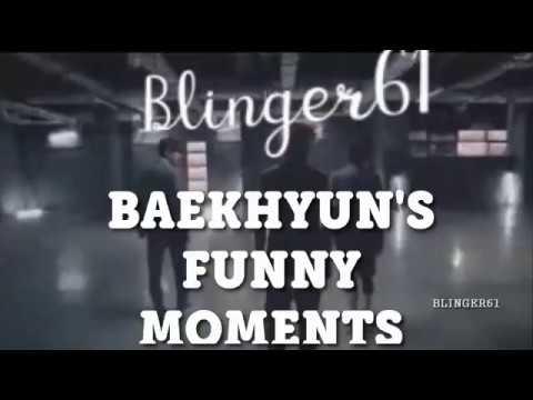 BaekHyun's Funny Moments/Momentos divertidos de Baek