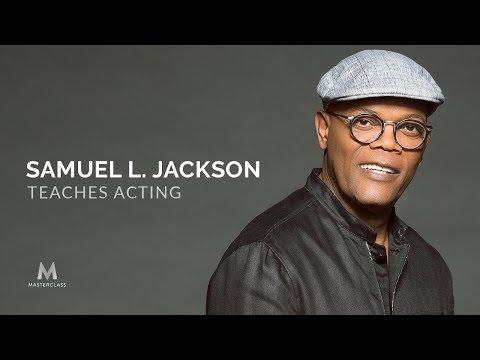 Samuel L. Jackson Teaches Acting | Official Trailer | MasterClass (видео)