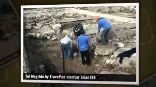 preview picture of video 'Guided tour through western Israel Brian796's photos around Tiberias, Israel (travel pics)'