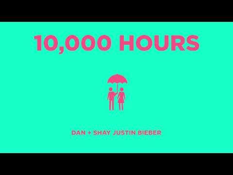 Dan + Shay, Justin Bieber - 10,000 Hours (Audio)