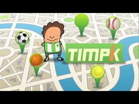 Video of Timpik Connecting Sport People