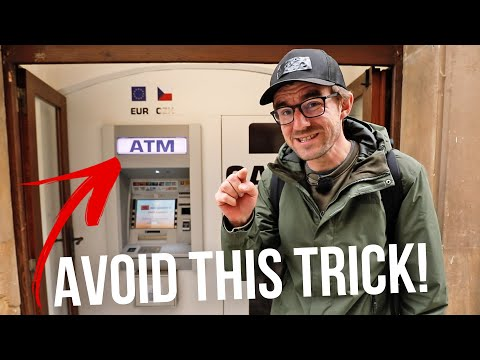 Withdrawing Money From an ATM Abroad Can Be Tricky