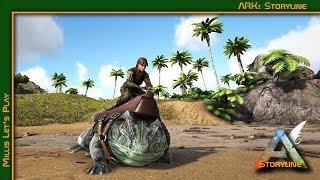 ARK: Survival Evolved #014 Beelzebufo Zähmen [german / Deutsch / Gameplay]
