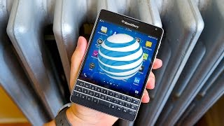 BlackBerry Passport (AT&T Edition): Unboxing + First Impressions | Pocketnow