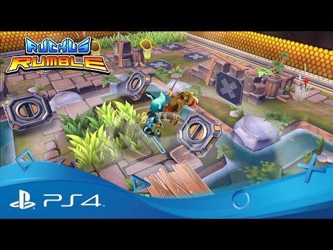 Ruckus Rumble | Gameplay Trailer | PS4 thumbnail