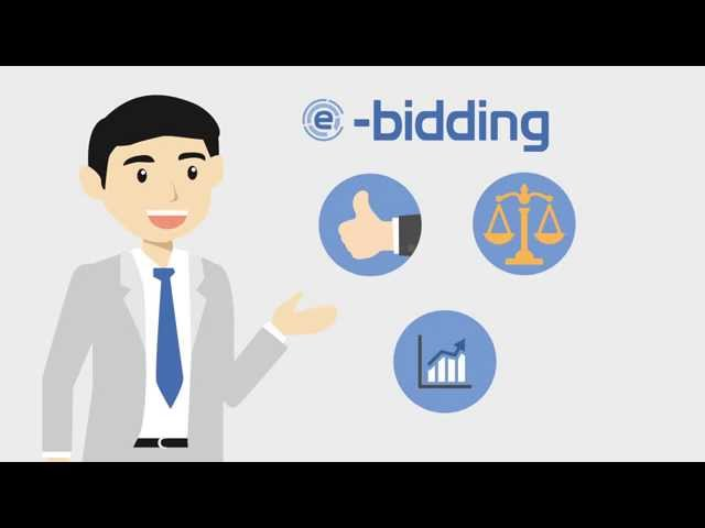 กรมบัญชีกลาง:e-bidding