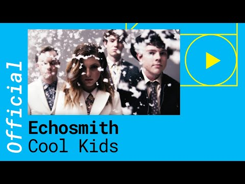 Echosmith - Cool Kids (Official German Lyric Video)