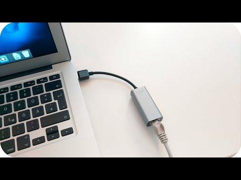 Der USB 3.0 zu Ethernet Adapter für die 1% - Kabeldirekt Pro Series Review - 4K