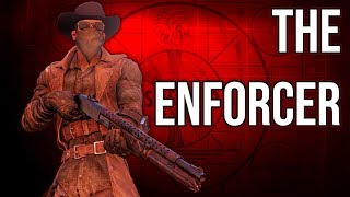 The Enforcer | Fallout 76 Builds
