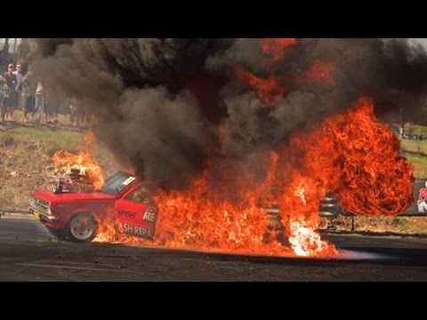 When Burn Outs Go Bad