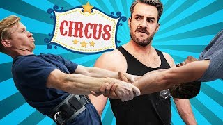 Join the Circus Training