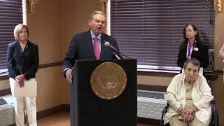 Menendez: Medicaid Cuts in Latest GOP Health Plan Devastating on Seniors, Disabled in Long-Term Care