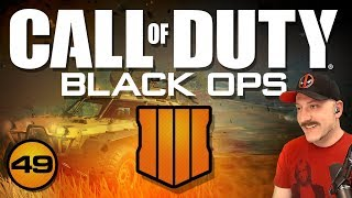 COD Black Ops 4 // Good Sniper // PS4 Pro // Call of Duty Blackout Live Stream Gameplay #49