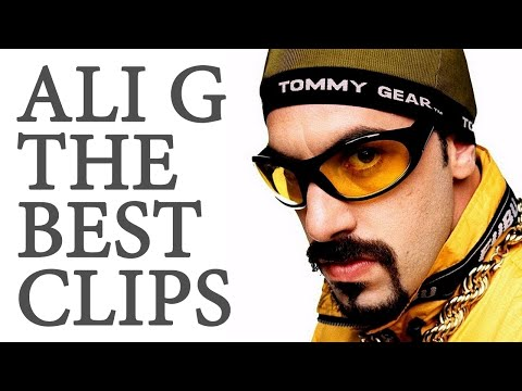 Classic Ali G Show – Best Of Compilation