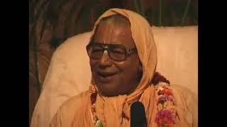 Положение лидера в служении | Б.С. Говинда Махарадж