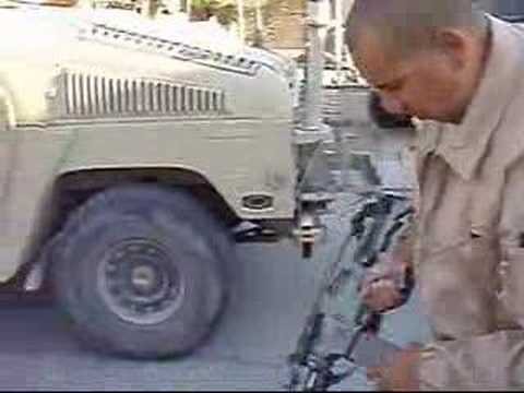 PMAG vs. Military Transport