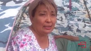 """Дольщики """"Азбуки жилья"""" в Астане устроили акцию протеста"""