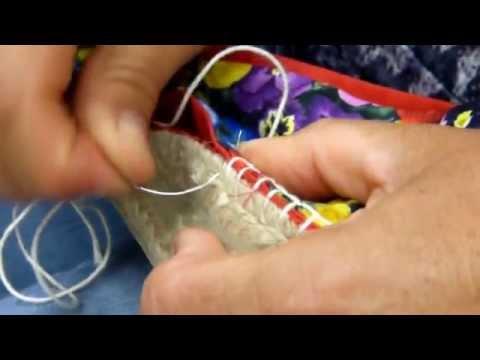Tutorial para aprender a confeccionar alpargatas o espadrelles de cáñamo o yute