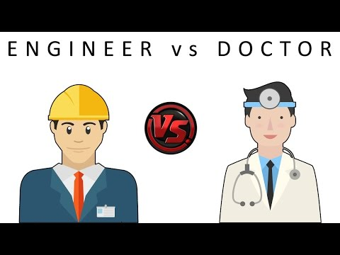 mp4 Doctors Vs Engineers, download Doctors Vs Engineers video klip Doctors Vs Engineers
