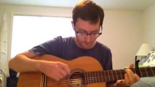 (632) Zachary Scot Johnson Lovers Will John Hiatt Cover thesongadayproject Bonnie Raitt Zackary