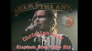 Adam & the Ants - Christian Dior (Slapdash Eden Video Mix)