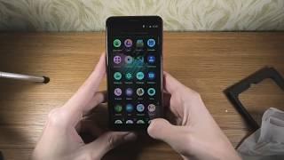 Смартфон Bluboo D6 Pro 2/16GB Red от компании Cthp - видео 2