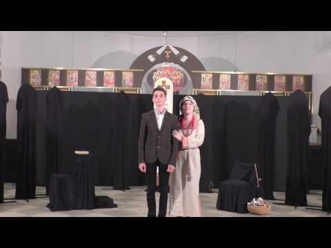 Прем'єра авторської п'єси «Василіянин»