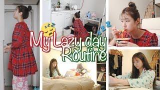 자취생의 크리스마스 다음날 하루일과🎄 / My Lazy Day Routine Korean⎜E Bin 이빈