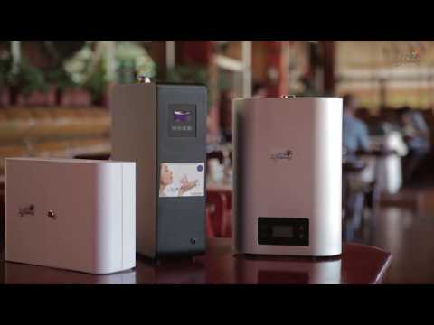 Dispositivi professionali di profumi per ambiente - www.softambient.it