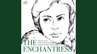 """Charodeika (The Enchantress) , Act II, No. 11 Scene and Prince's Arioso: """"A obraz toi..."""