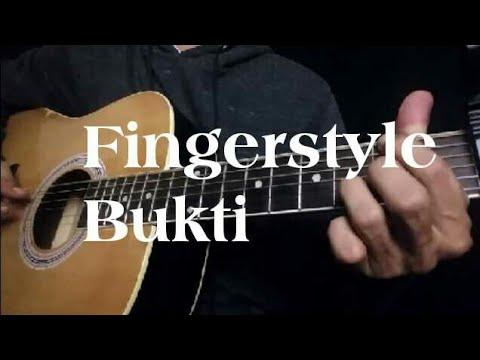 , title : 'Virgoun - Bukti ( Fingerstyle Guitar Cover )'