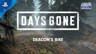 Days Gone | Launch Countdown: Deacons Bike | PS4 Deutsche Untertitel