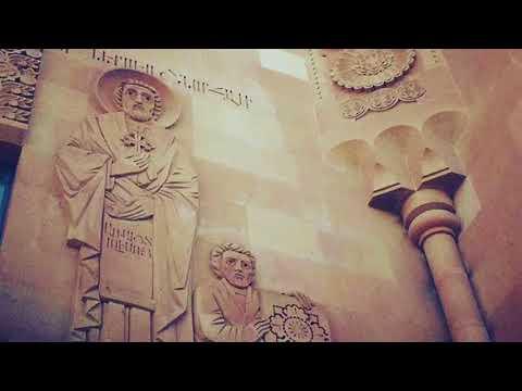 Церковь святого георгия с дзивгис