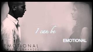 Danny Fernandes - Emotional (Lyric Video)
