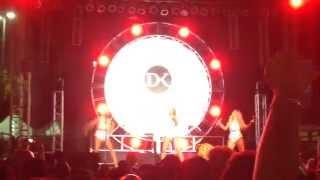 Rage - Danity Kane LA Pride 2014