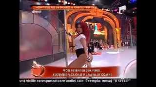 Ana Mocanu Un show pacatos dans incendiar