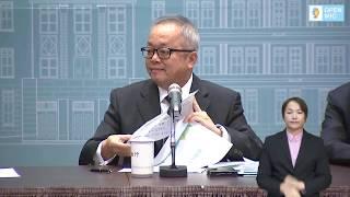 20181228賴院長2018年終記者會