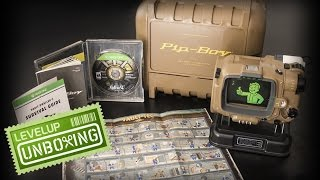 UNBOXING: Fallout 4 Pip-Boy Edition