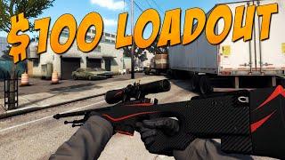 CS:GO - The $100 Loadout