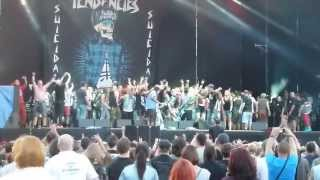 Suicidal Tendencies - Pledge Your Allegiance @  2013-07-20 Jarocin Festival, Poland