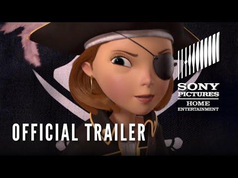 Video trailer för The Swan Princess: A Princess Tomorrow, A Pirate Today OFFICIAL TRAILER