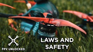 FPV Drone Laws and Safety