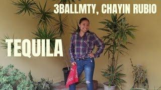Tequila  3BallMTY, Chayin Rubio Choreography | ZUMBA
