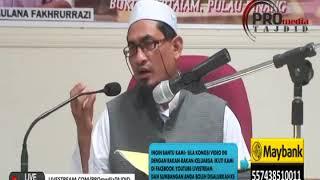 Komen Tentang Jemaah Tabligh & Kitab Fadhail Amal   Maulana Fakhrurrazi