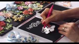How to Shape Flowers with the Deluxe Flower Shaping Kit